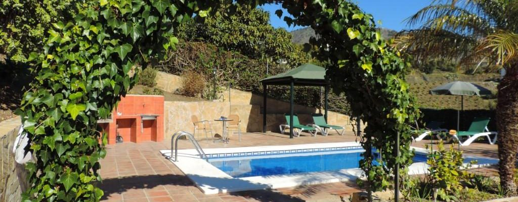 Frigiliana Finca With Pool 29725