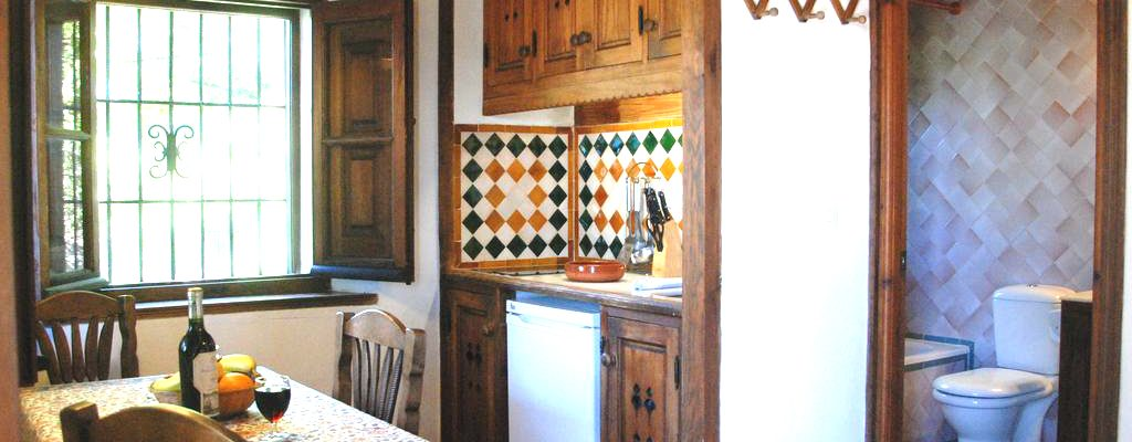 Pitres Cortijo Apartments 29769