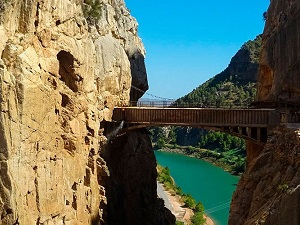 The King's Little Walkway Caminito del Rey