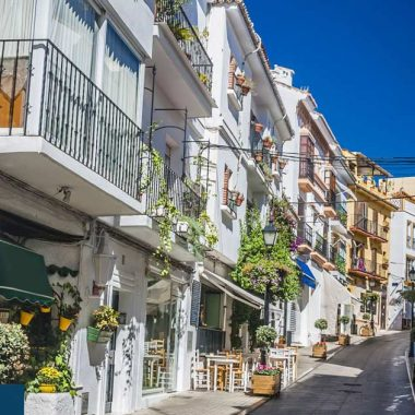 Great Apartments In The Old Town Of Marbella