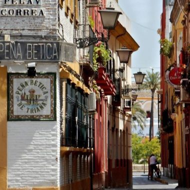 Accommodations In The Triana District Of Seville