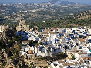 The most beautiful Andalusian village