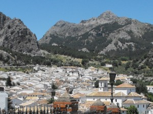 One of the nicest whitewashed villages