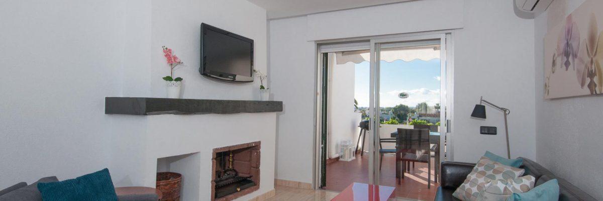 Puerto Banus Apartment 5448