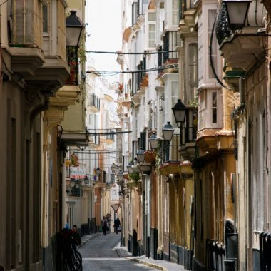 Further Accommodation In The Old Town Of Cadiz