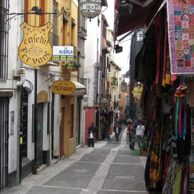Further Accommodation In The Center Of Granada