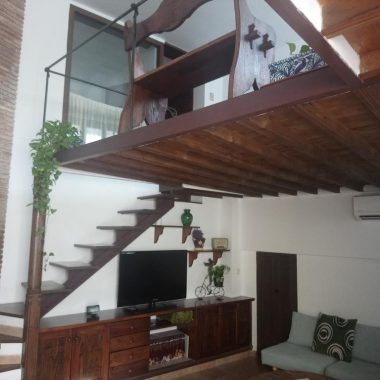 Duplex for 2 Persons In Albacin, Granada