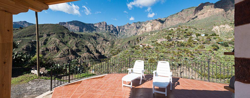 Canary Islands Gran Canaria Taidía Finca 4171