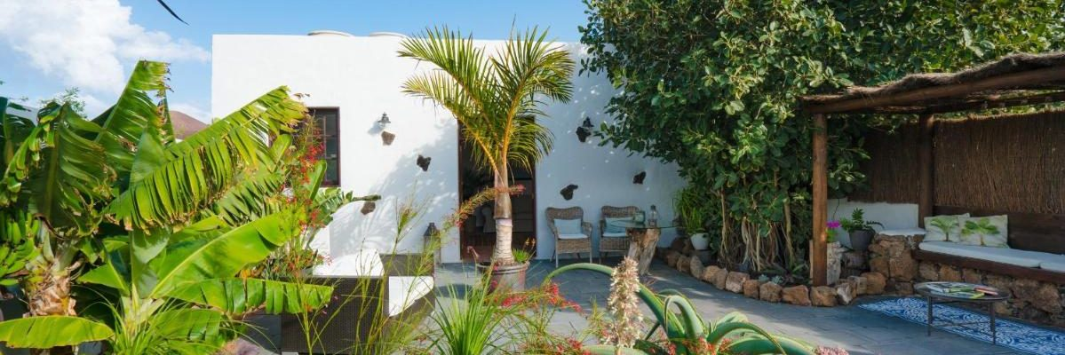Canary Islands Lanzarote Garden Apart 50547